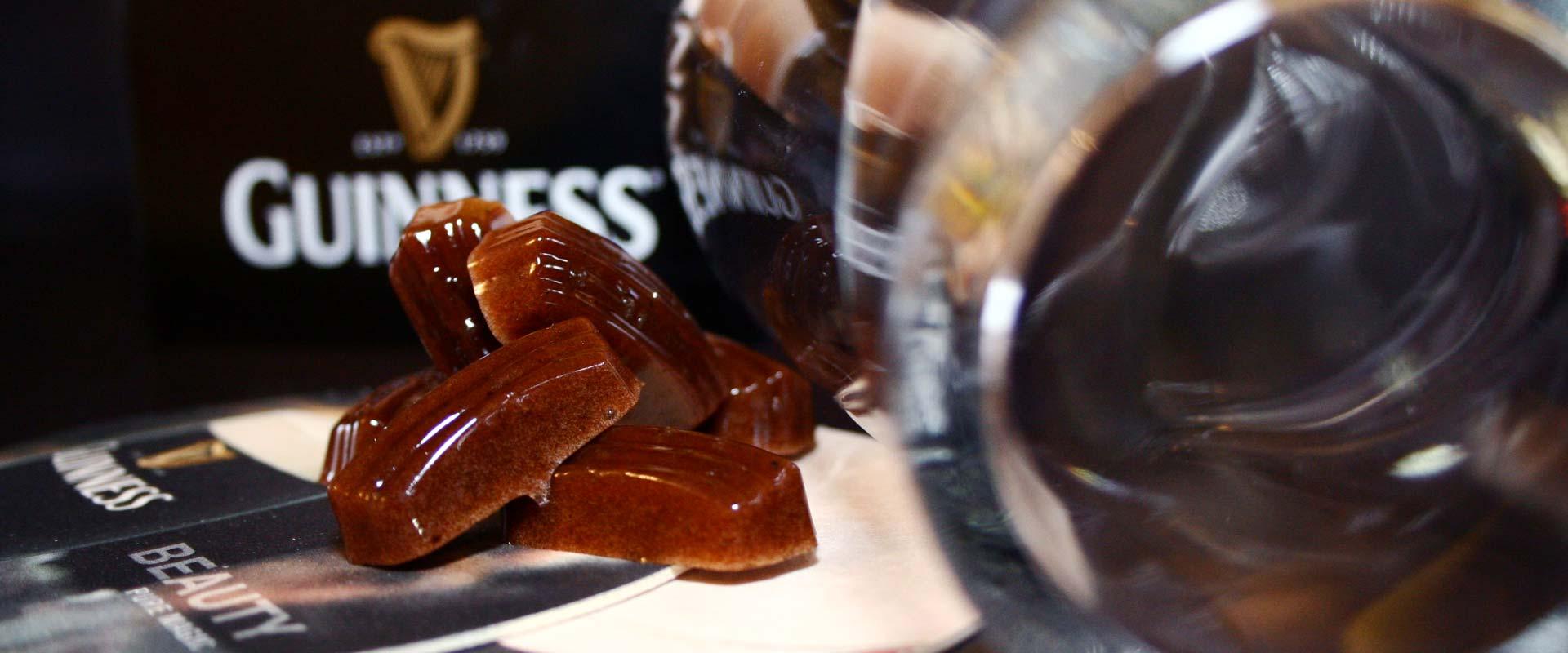 Guinness – einfach zum Vernaschen.